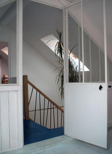 Rambarde escalier + porte vitrée.jpg